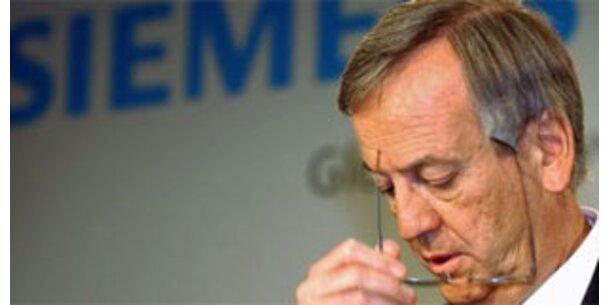 Siemens will Ex-Vorstände klagen