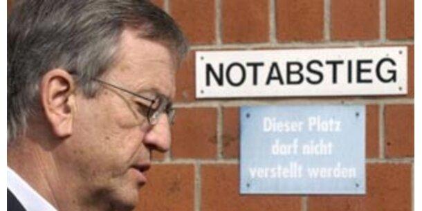 Siemens erteilt Ex-Chef v. Pierer Hausverbot