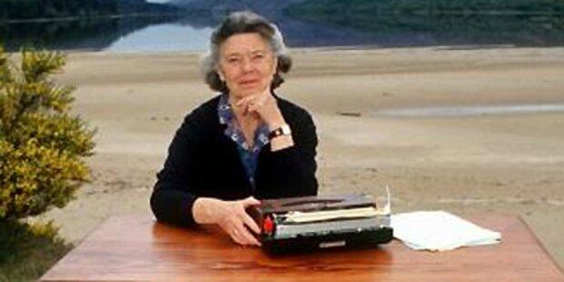Rosamunde Pilcher legt Erinnerungen vor