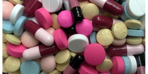 40% der gefälschten Waren sind Medikamente