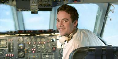 Hautkrebsrisiko von Piloten deutlich erhöht