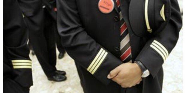 Betrunkener Pilot vor Flug in London festgenommen