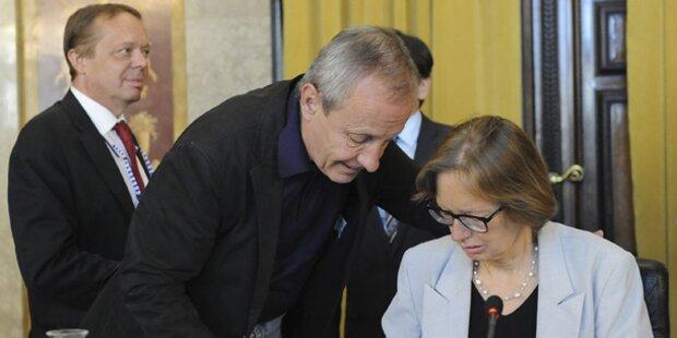 Akten-Eklat: U-Ausschuss gestoppt