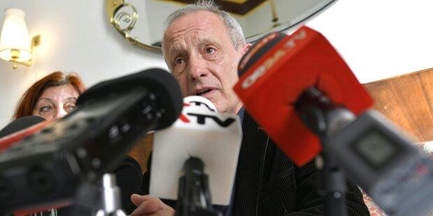 Verschwörung: Grüne, Neos, SPÖ gegen Pilz