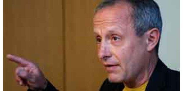 Pilz fordert Rücktritt von Darabos