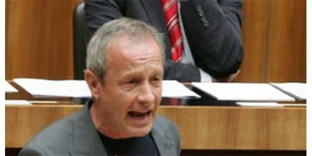 Pilz startet Anfragen zum Fall Bert Nussbauer