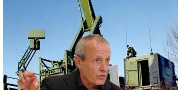 Pilz fordert U-Ausschuss zu Radar-Deal