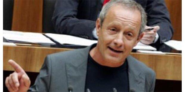 Pilz will Nationalen Sicherheitsrat einberufen
