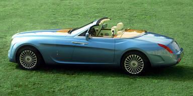 Rolls Royce im Pininfarina-Kleid
