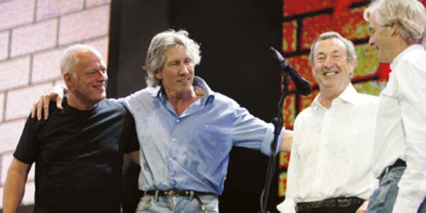 Einigung bei Pink Floyd & EMI
