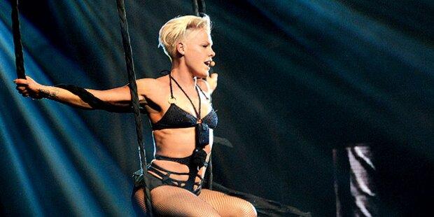 Europa Tour: Pink sagt Konzert ab