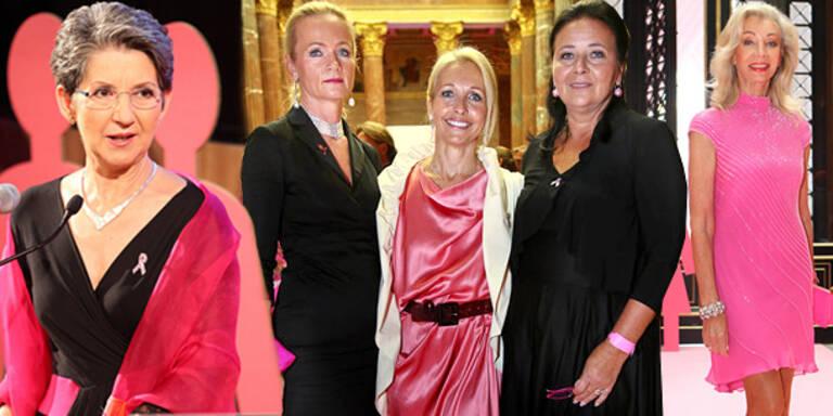 Pink Ribbon feierte Jubiläum