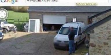 Mann verklagt Google wegen Pinkel-Foto