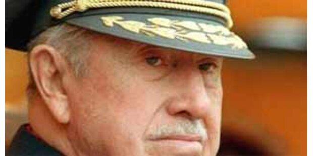 Mammut-Prozess wegen Verbrechen der Ära Pinochet