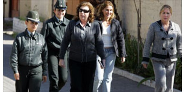 Pinochets Familie wieder frei