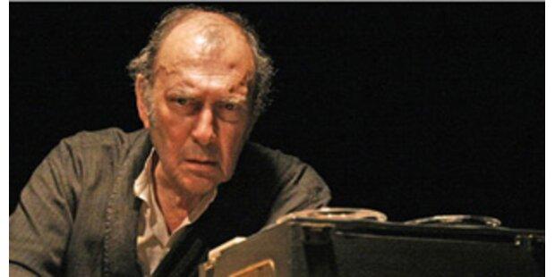 Literatur-Nobelpreisträger Pinter gestorben