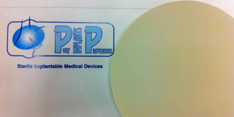 Hier wird PIP Patientinnen geholfen