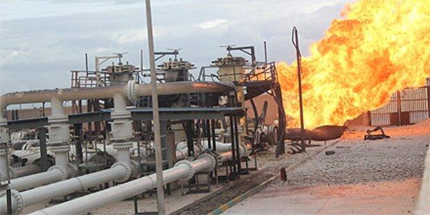 Anschlag auf Pipeline verschärft Spannung