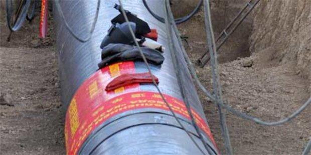 Dagestans wichtigste Pipeline in Flammen