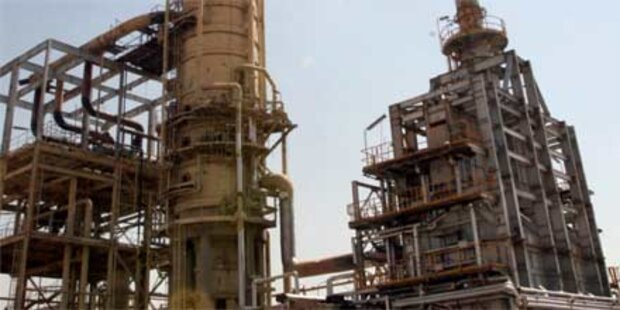 Anschlag auf irakische Pipeline