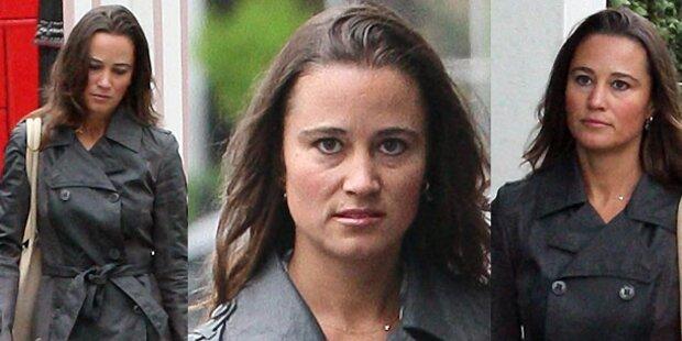 Was ist nur mit Pippa Middleton los?