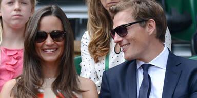 Tennis-Fan Pippa Middleton ließ es sich natürlich nicht nehmen, auch in Wimbledon wieder in den Zuschauer-Rängen zu sitzen. Diesmal wurde die Beauty von ihrem Freund Nico Jackson begleitet, mit dem sie bei dem Turnier richtig mitfieberte. Das Paar scheint viel Spaß miteinander gehabt zu haben und wahrscheinlich ist Pippa froh, endlich einmal ein bisschen dem Rummel um das erste Baby ihrer berühmten Schwester Kate zu entkommen. Da ist so ein Tennisturnier mit ihrem Liebsten gerade das Richtige. Gerüchten zufolge soll auch Nico der Richtige für Pippa sein. Das habe sie angeblich schon Freunden und ihrer Familie erzählt.