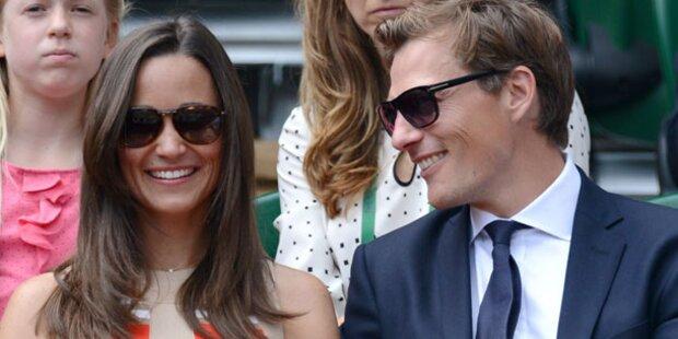 Pippa Middleton hat sich verlobt