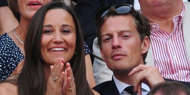 Pippa Middleton: Doch noch nicht verlobt