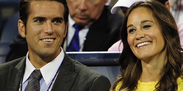 Pippa Middleton turtelt mit Ex-Tennisprofi