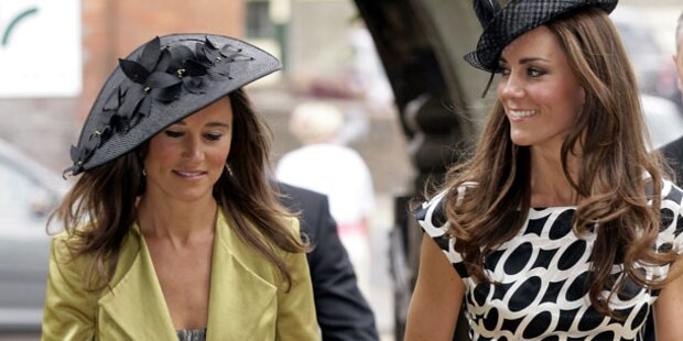 Pippa Middleton: So leidet sie unter Kate