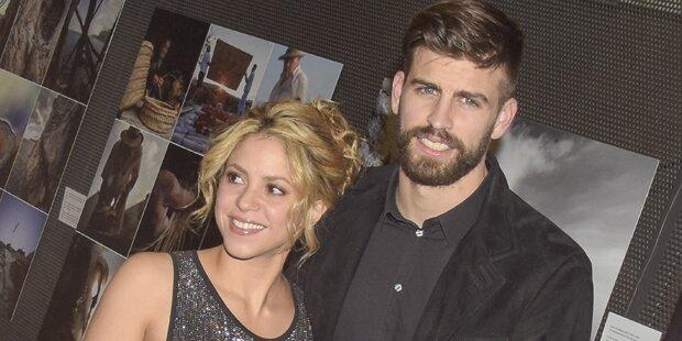 Pique & Shakira müssen Millionen nachzahlen