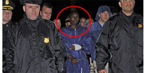 Somalia-Pirat in New York vor Gericht