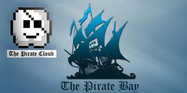 """The Pirate Bay"" haut in die Cloud ab"