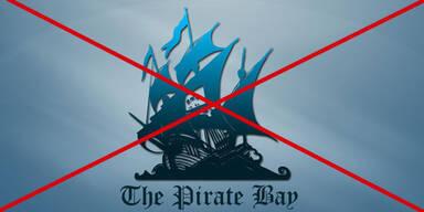 """A1 muss """"The Pirate Bay"""" blocken"""