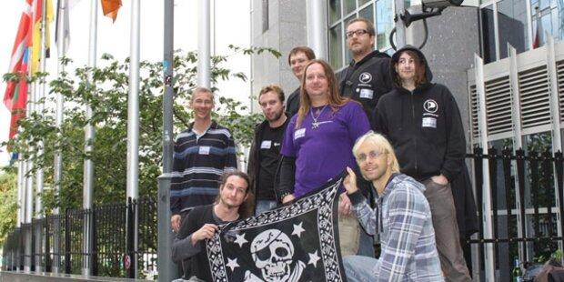Polit-Piraten wollen ins Parlament
