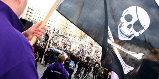 Piraten treten in ganz Österreich an