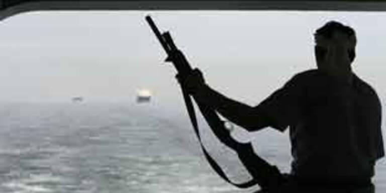 Piraten kapern Schiff vor der somalischen Küste