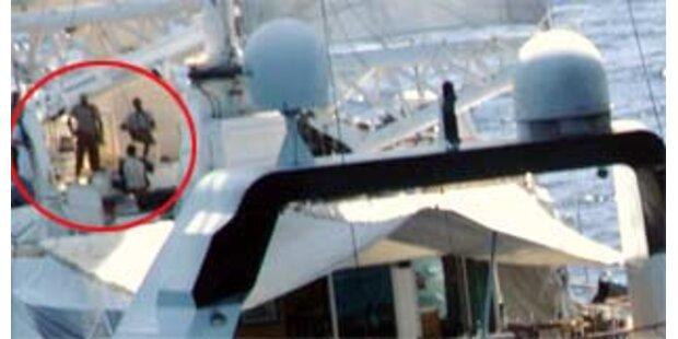 Frankreich zerrt somalische Piraten vor den Kadi
