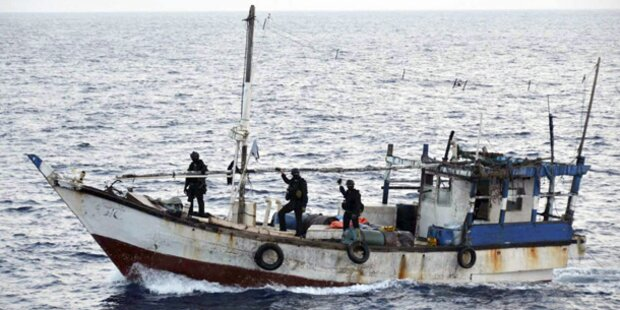 20 tote Fischer nach Piratenangriff gefunden