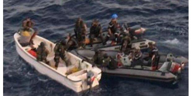 Franzosen erobern Piraten-