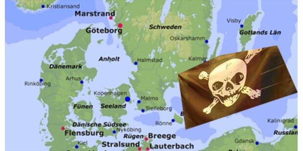 Piraten kaperten Frachter in der Ostsee