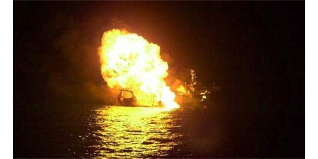 Indische Marine versenkte offenbar Fischerboot