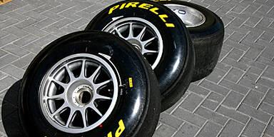 F1-Teams fürchten neues Reifen-Roulette