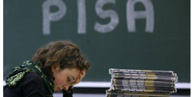 Schüler bekamen Geld für PISA-Test