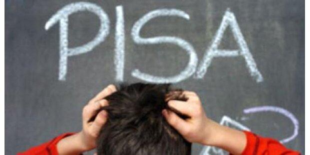 Versuchen Sie sich am PISA-Test