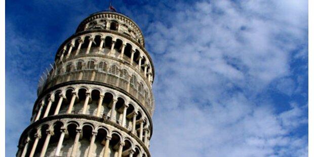 Ab nach Pisa!