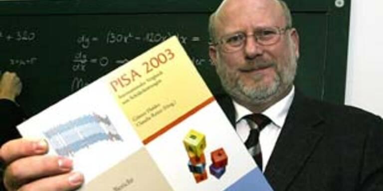 PISA-Chef Günter Haider