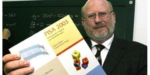 Pisa-Chef Haider für zwei Jahre Vorschule