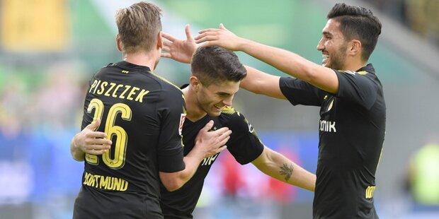 Nächster BVB-Star verlängert Vertrag