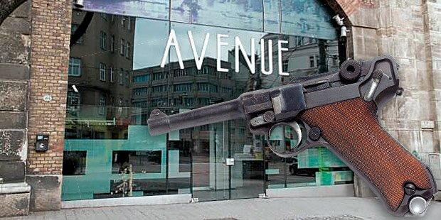 Wien: Bub (13) drohte mit Pistole